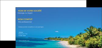 modele carte de correspondance sejours plage sable mer MLIP37062