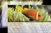 modele en ligne carte de visite animal originale belle photo idee MLGI37447