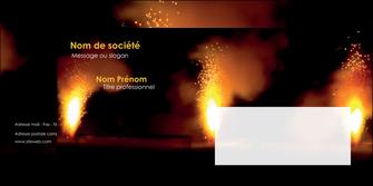 personnaliser maquette enveloppe evenement evenementiel lumiere MID37514