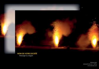 modele en ligne affiche evenement evenementiel lumiere MID37516