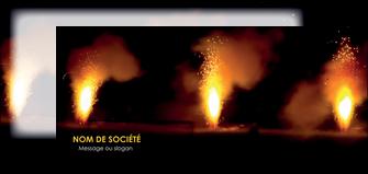 creer modele en ligne flyers evenement evenementiel lumiere MID37522