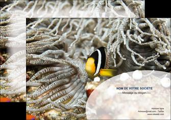 modele flyers animal poisson plongee nature MLGI37922