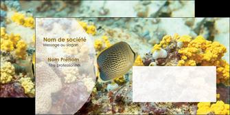 exemple enveloppe animal poisson plongee nature MLGI38236