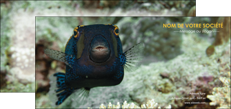 faire flyers animal poisson sous marine nature MIF40216