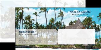 creer modele en ligne enveloppe agence immobiliere maison maison sur la plage lotissement MIF40608