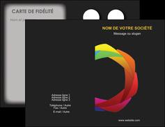 Commander imprimer photo format carte postale  Carte commerciale de fidélité imprimer-photo-format-carte-postale Carte de visite Double - Portrait