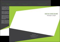creation graphique en ligne depliant 3 volets  6 pages  texture contexture structure MLIG41180