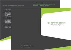 faire modele a imprimer depliant 2 volets  4 pages  texture contexture structure MIF41214
