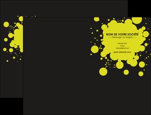 imprimer pochette a rabat texture contexture structure MIS41394
