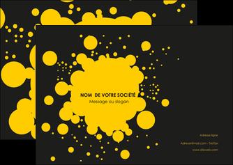 impression flyers abstrait art artistique MLIG41486