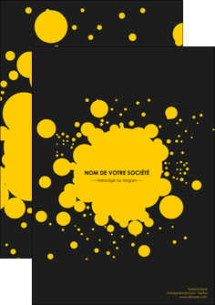 creation graphique en ligne affiche abstrait art artistique MLGI41510
