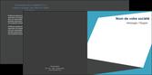faire depliant 2 volets  4 pages  abstrait design texture MLGI41592
