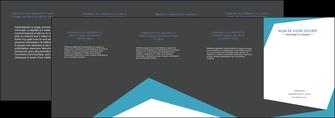 personnaliser modele de depliant 4 volets  8 pages  abstrait design texture MIS41604