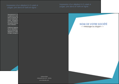 modele depliant 2 volets  4 pages  abstrait design texture MIS41606