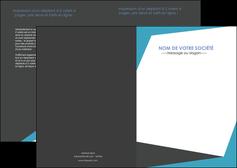 modele depliant 2 volets  4 pages  abstrait design texture MLIG41606