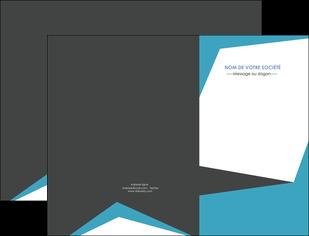 maquette en ligne a personnaliser pochette a rabat abstrait design texture MIS41610