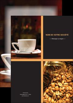 maquette en ligne a personnaliser affiche bar et cafe et pub bar cafe pub MLIG41802