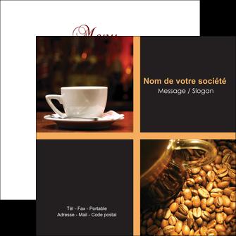 maquette en ligne a personnaliser flyers bar et cafe et pub bar cafe pub MLIG41844
