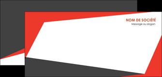 modele flyers rouge noir moderne MLIG41850