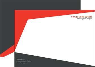 faire flyers rouge noir moderne MLGI41852