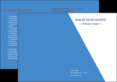 impression depliant 2 volets  4 pages  texture contexture structure MIF42088