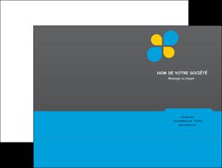 creation graphique en ligne pochette a rabat standard fleur texture MLGI42292