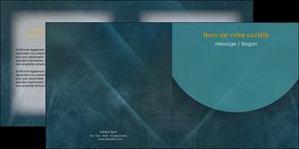 personnaliser maquette depliant 2 volets  4 pages  texture contexture structure MLGI42326