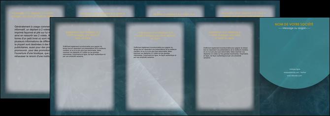 creation graphique en ligne depliant 4 volets  8 pages  texture contexture structure MLGI42338