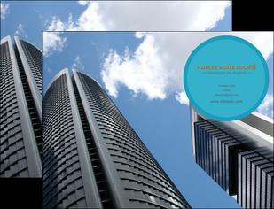 modele en ligne pochette a rabat agence immobiliere immeuble gratte ciel immobilier MLGI42538