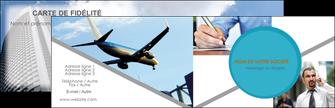 personnaliser maquette carte de visite agence immobiliere immeuble gratte ciel immobilier MLGI42554