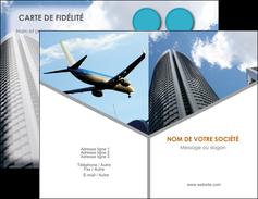 realiser carte de visite agence immobiliere immeuble gratte ciel immobilier MLGI42564