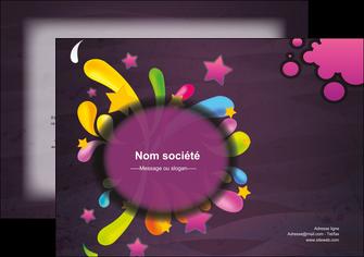maquette en ligne a personnaliser affiche texture contexture structure MLGI42610