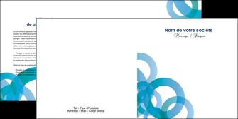 modele en ligne depliant 2 volets  4 pages  texture contexture structure MIF42840