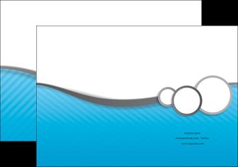 impression pochette a rabat texture structure courbes MIF43402