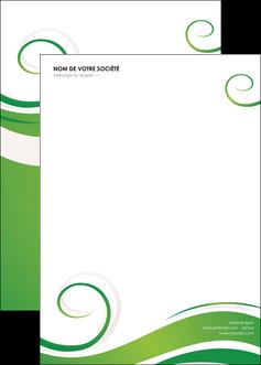 exemple affiche fleuriste et jardinage texture structure design MLGI43650