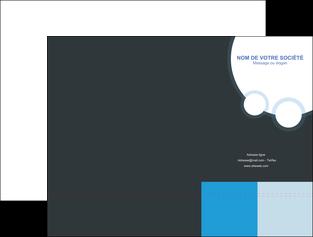 creer modele en ligne pochette a rabat texture structure design MIF43778