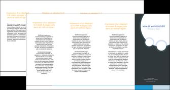 modele en ligne depliant 4 volets  8 pages  texture structure design MIF43794