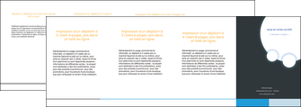 creer modele en ligne depliant 4 volets  8 pages  texture structure design MLGI43796