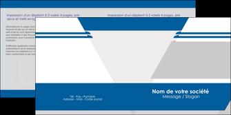 creer modele en ligne depliant 2 volets  4 pages  texture structure courbes MLIG43866