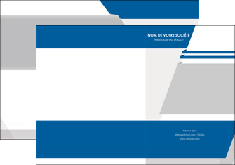 imprimer pochette a rabat texture structure courbes MLIG43874