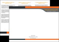 imprimerie depliant 3 volets  6 pages  texture structure courbes MLGI43994