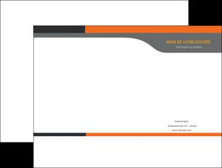 personnaliser modele de pochette a rabat texture structure courbes MLGI44006