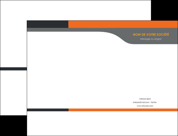 faire modele a imprimer pochette a rabat texture structure courbes MLGI44008