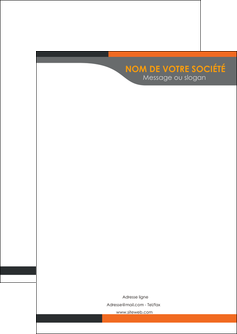 imprimer flyers texture structure courbes MIF44016