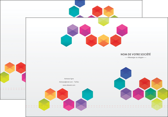 imprimerie pochette a rabat texture structure design MIF44134