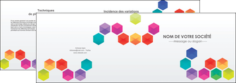 imprimer depliant 2 volets  4 pages  texture structure design MLIG44138