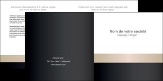 creer modele en ligne depliant 2 volets  4 pages  texture contexture structure MLGI44226