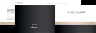 maquette en ligne a personnaliser depliant 2 volets  4 pages  texture contexture structure MLGI44240