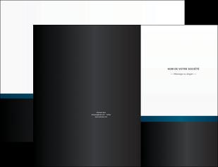 imprimer pochette a rabat texture structure design MIS44294
