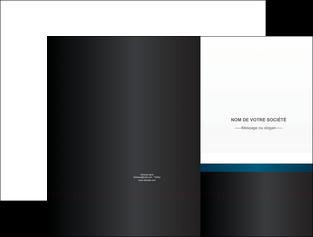 imprimer pochette a rabat texture structure design MIS44296